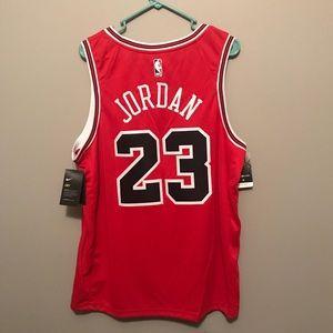 sale retailer 1a2d7 78d77 Nike Michael Jordan Icon Swingman Jersey - XL 52 NWT